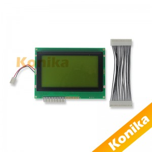 Domino printing LCD Display assembly 37727 replacement