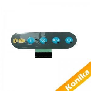Domino AX350i/550i SWITCH KEYBOARD For Domino AX printer