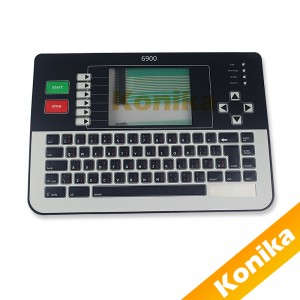 Linx 6900 Keyboard circuit
