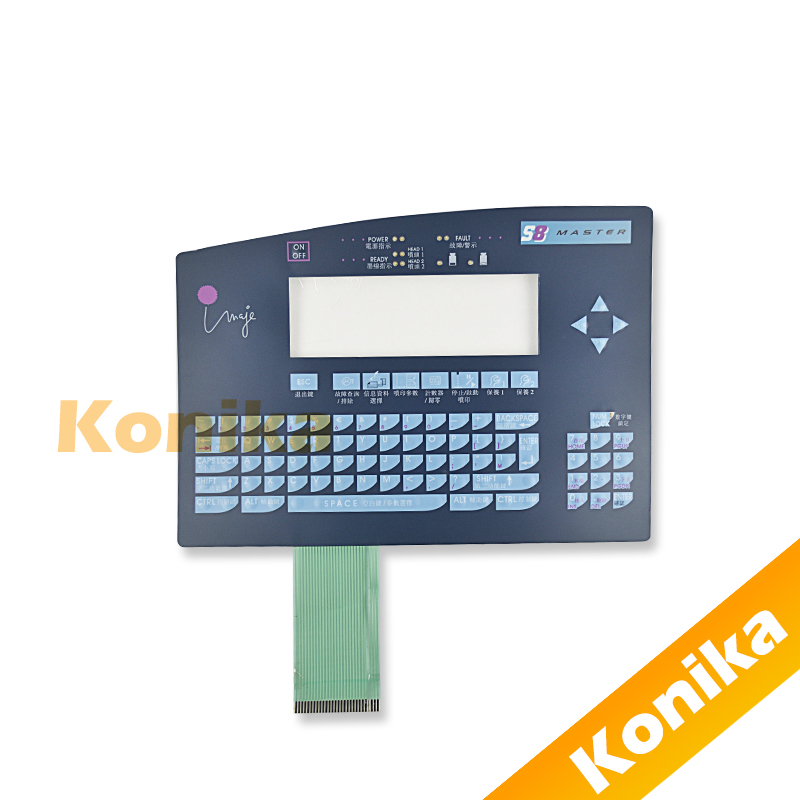 Markem Imaje S8 Keyboard Keypad ENM19618 Featured Image