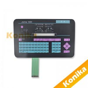 ENM10248 Imaje S4 keyboard circuit