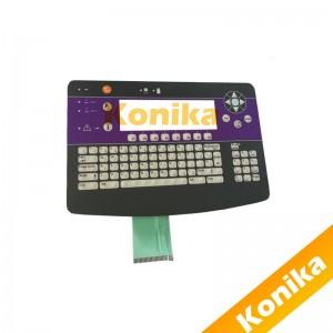 Markem imaje 9040 Keyboard keypad circuit ENM36390