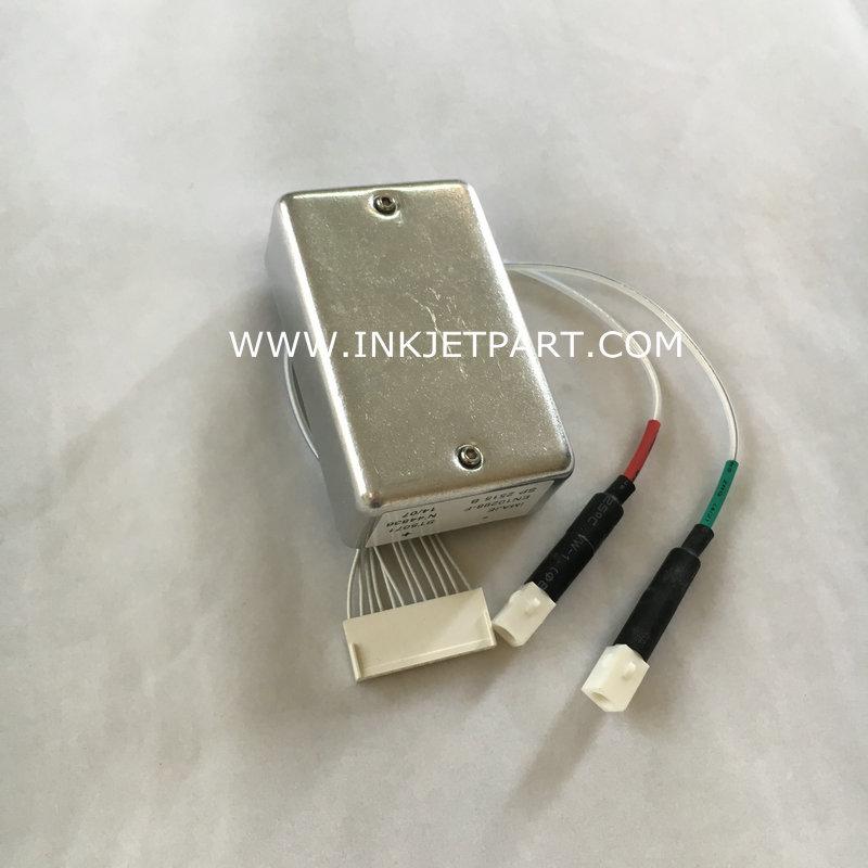 How to replace the Markem Imaje ENM10298 EHT block