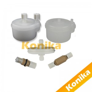Filter kits used for Domino continuous inkjet printer