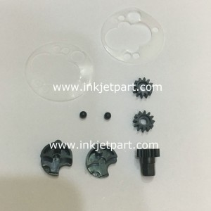 Domino A series pump gear repair service kits replacement for Dual head pump