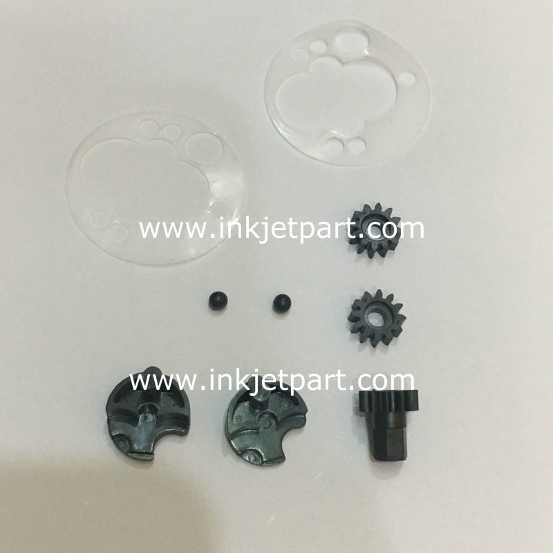 Domino A series pump gear repair service kits replacement for Dual head pump Featured Image