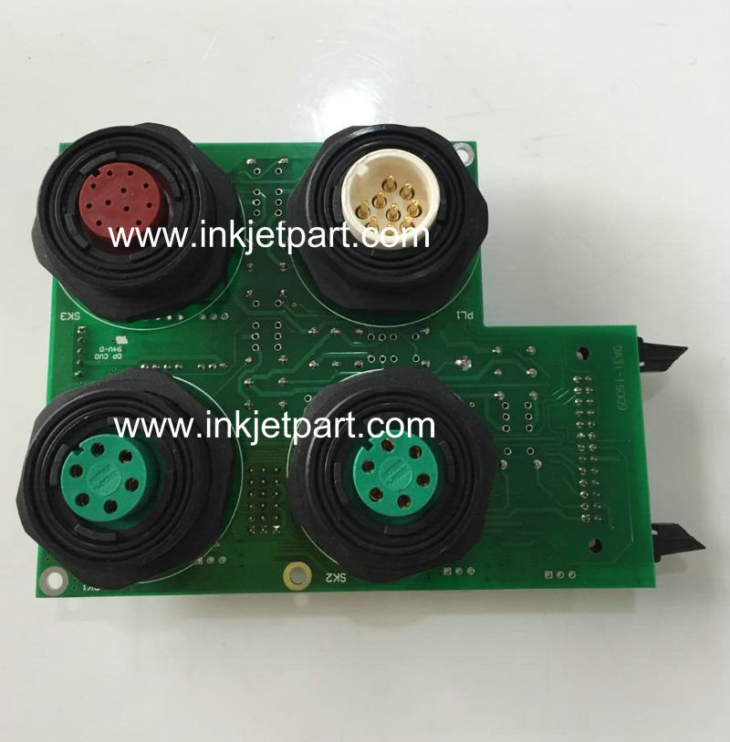 Domino inkjet parts standard interface pcb assy 3-130009sp for A+ series Featured Image