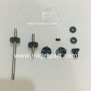 Domino inkjet printer LP23511 pump repair kits for repair pumps