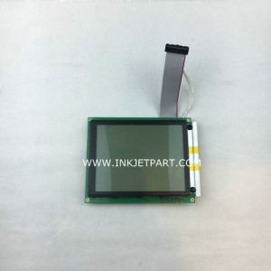 Replacement LCD display for Domino A series GP 120i 220i inkjet printer