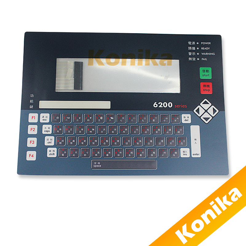 Linx 6200 keyboard Keypad FA74057 Featured Image