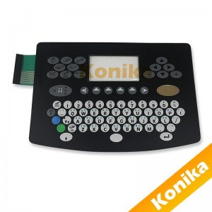 Domino A series European membrane keyboard 37726
