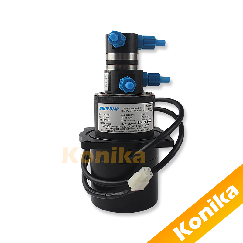 Domino 36610 A series printer dual head pump assembly Featured Image