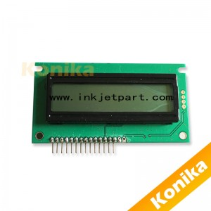 Willett 430 LCD Display 500-0085-140