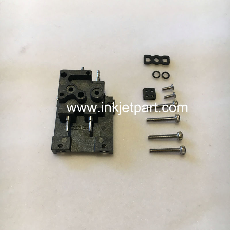 Imaje inkjet printer printhead valve base ENM28992 Featured Image