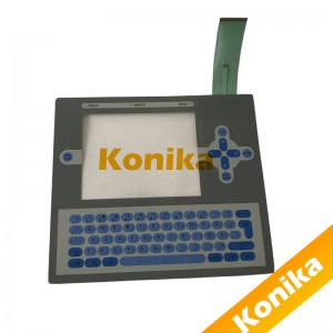 Compatible Rottweil  keyboard  used for CIJ inkjet printer