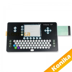 Domino Keyboard for A series GP 120i,220i 5-0310008SP