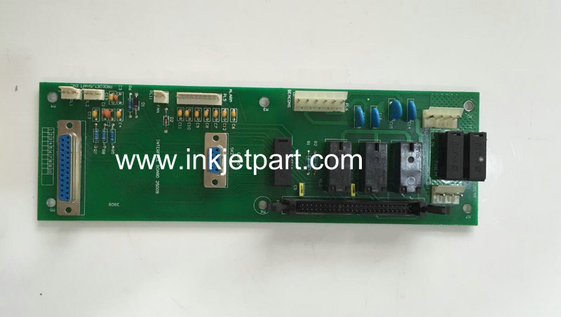 Domino inkjet printer External Interface PCB Assembly 25109 Featured Image