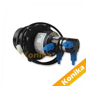 Domino 36610 A series printer dual head pump assembly